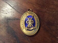 Masonic Pendant / Jewel, C1900, Yorkshire West Riding
