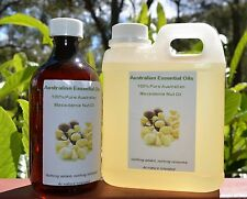 100% Pure Australian Macadamia Nut Oil 500ml