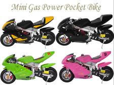 NEW Kids And Teens 49cc 4-Stroke Engine Mini Gas Power Pocket Bike Motorcycle