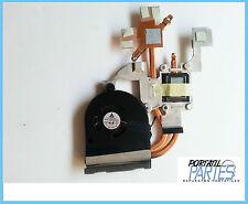 Ventilador y Disipador Packard Bell TM85  Series Fan&Heatsink  P/N: 60.WJF02.001