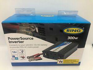 Ring Powersource Inverter 300w 12v
