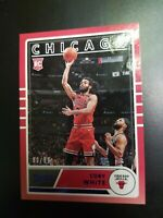 Coby White 2020 Panini Classics /99 Rookie SP Bulls Red