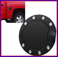 For 07-11 Silverado Sierra 1500/2500/3500HD Black Bull Serie Fuel Gas Door Cover