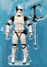 "Hasbro Star Wars Black Series 6"" First Order Stormtrooper Executioner 8pc Set"
