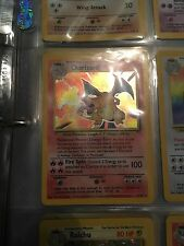 NEW PRICE REDUCTION! | Original Holographic RARE Charizard Pokemon Card 4/102