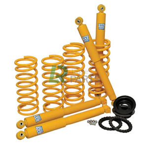 """LAND ROVER DISCOVERY 2 +2"""" AIR TO COIL CONVERSION LIFT SUSPENSION KIT HEAVY DUTY"""