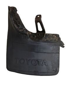 TOYOTA LAND CRUISER FJ60 OR FJ62 OEM MUD FLAP FRONT DRIVERS SIDE