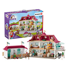 Schleich Large Horse Stable With House and Stall 42416