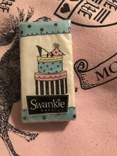 New! Swankie Hankies• 10, 3-Ply Pocket Tissues Package Shoe La La