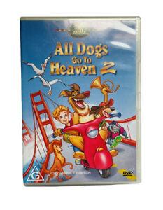 All Dogs Go To Heaven 2 DVD - Region 4