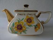 Vintage Original Tea Pots Tableware Woods Ware Pottery