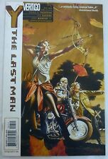 DC Vertigo Y: The Last Man #7 Cycles Chapter Two (2003) MINT 9.9 WHITE PAGES
