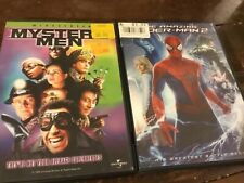 2 Dvd's Mystery Men, Amazing Spiderman 2