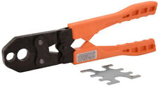 SharkBite Crimp Ring Tool 1/2 in and 3/4 in Dual PEX Copper Reliable and Tool
