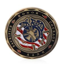 St. Florian Patron Saint Firefighters Fire Rescue Collection Commemorative Coin