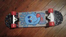 * Artist Rendering * Santa Cruz Grosso Acid Tongue Complete Skateboard Nos parts