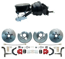 "High Performance Mopar 12"" Big Brake Power Disc Brake Conversion Kit"
