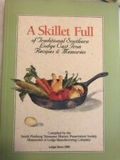 Lodge  - CBSF - Traditional Skillet Cook Book