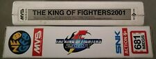 THE KING OF FIGHTERS 2001 - SNK NEO GEO MVS ARCADE JAMMA (NO AES)