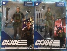 GI Joe Classified Lady Jaye and Flint **In Hand**