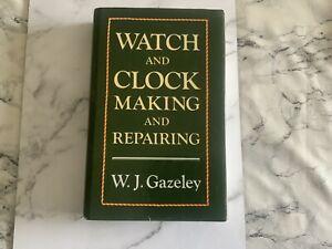Watch And Clock Repair Book
