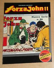 ED.UNIVERSO SPECIALE INTREPIDO CLASSIC  FORZA JOHN  N° 11   2002   ORIGINALE  !!