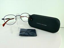 Tommy Hilfiger TH 1309 (OJI) BLUE PALLADIUM 49-21-145 Eyeglass Frames
