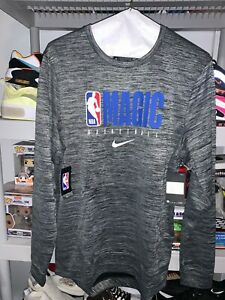 Nike Player Orlando Magic NBA Team Issued Pull over Medium AV1397-032 Rare Item