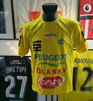 Maillot jersey shirt trikot jsk algerie algeria djazair XL 2005 2006 05/06 yacef