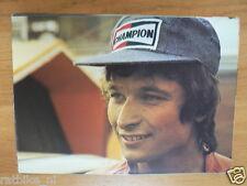 ROLF BILAND POSTER CC 1978 ROADRACE,PILOTE CONTINENTAL CIRCUS MOTO GP