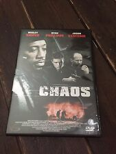 DVD - Chaos - Ryan Philippe, Jason Statham, Wesley Snipes - D1