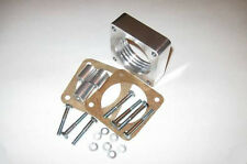 "Jeep TJ LJ YJ XJ MJ  ""HELIX""  4.0L 2.5L 4-Bolt Throttle Body Spacer 1986-2006"