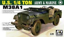 AFV Club 35S17 M38A1 1/4 ton Jeep 1:35