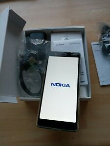 Nokia 5.1 smartphone. Unlocked with box and accessories.