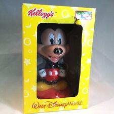 New listing Walt Disney 2002 Mickey Mouse Kellogg's Keebler Bobble Head Toy