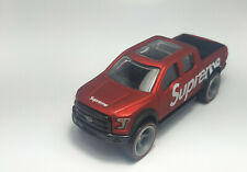 15 Ford F150 Hot Wheels Custom Paint Supreme Red Matte