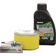SET Luftfilter ÖL Zündkerze passend Lumag Rüttelplatte RP-1100 PRO Loncin Motor