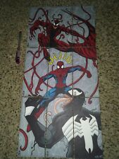 upper deck marvel premier - sketch cards Spider-Man panel Venom Carnage Spidey