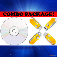 Windows XP Home 32-Bit Install / Reinstall / Restore / Recovery / Repair Combo