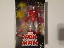 Marvel Legends Iron Man Silver Centurion