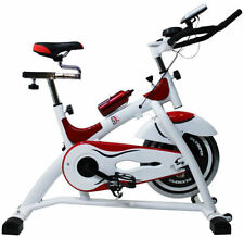 Fitness Upright Exercise Bikes with Adjustable Seat
