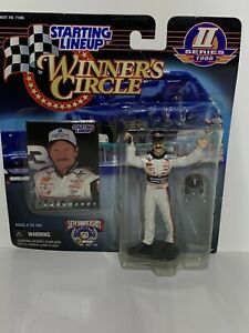 Starting Lineup 1998 Nascar Winners Circle Figure Dale Earnhardt SERIES 2
