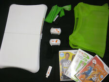 Wii Fit - Balance Board & Games, including Active 2 & components