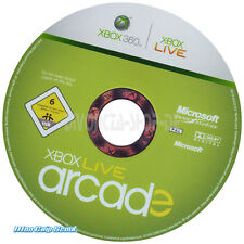 XBox 360: XBox Live Arcade Compilation Disc - OEM - NEU