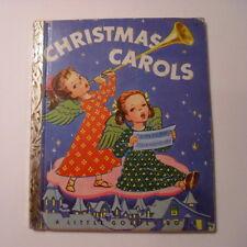 LGB Christmas Carols, Marjorie Wyckoff, Corinne Malvern, F Edition
