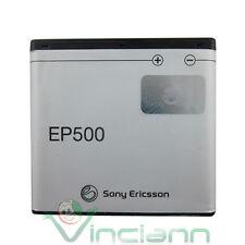 Batteria originale Sony Ericsson 1160-1200mAh EP500 p Vivaz U5 Pro U8i Xperia X8