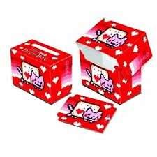 Ultra Pro Valentines Nyan Cat Deck Box and Protector Sleeves 50 count New