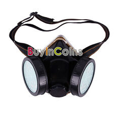Super Industrial Respirator Gas Safety Anti-Dust Chemical Paint Spray Mask