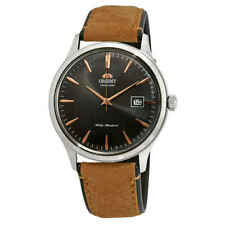 Orient Bambino Version 4 Automatic Grey Dial Men's Watch FAC08003A0