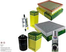 MANN-FILTER Paket + Presto Klima-Reiniger für VW Amarok 2H_ S1B